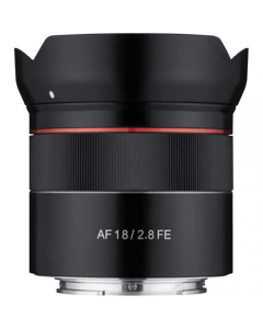 Samyang AF 18mm f2.8 Autofocus Lens - Sony FE Mount
