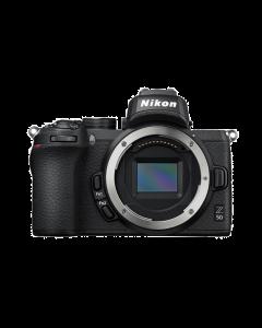 Nikon Z50 Digital Mirrorless Camera Body