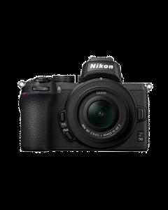 Nikon Z50 Digital Mirrorless Camera with 16-50mm VR lens