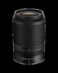 Nikon Z 50-250mm f4.5-6.3 DX VR Lens