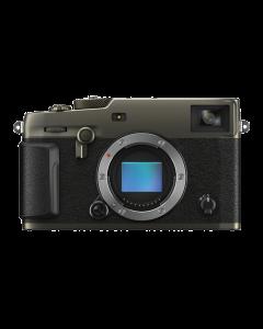 Fujifilm X-Pro3 Digital Mirrorless Camera Body - Dura Black