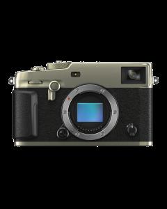Fujifilm X-Pro3 Digital Mirrorless Camera Body - Dura Silver