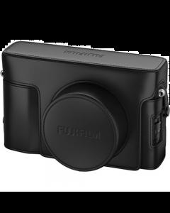 Fujifilm LC-X100V Black Leather Case for X100V