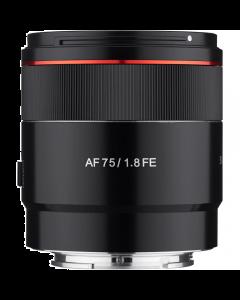 Samyang AF 75mm f1.8 Autofocus Lens - Sony FE Mount