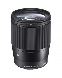 Sigma 16mm f1.4 DC DN Contemporary Lens - L-Mount