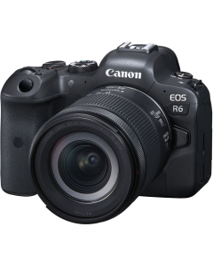 Canon EOS R6 Full Frame Digital Mirrorless Camera with 24-105mm IS STM Lens