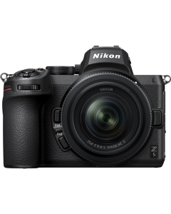 Nikon Z5 Digital Mirrorless Camera with 24-50mm Lens