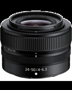Nikon Z 24-50mm f4-6.3 FX Lens: White Box