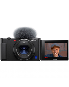 Sony ZV-1 4K Digital Vlogging Camera: Refurbished