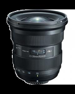 Tokina atx-i 11-20mm f2.8 CF Lens - Nikon F Fit
