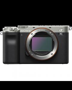 Sony Alpha A7C Full Frame Digital Camera Body - Silver