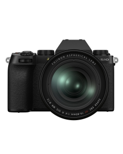 Fujifilm X-S10 Digital Mirrorless Camera with XF 16-80mm Lens