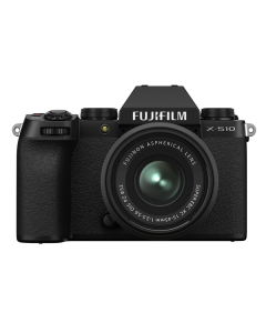 Fujifilm X-S10 Digital Mirrorless Camera with XC 15-45mm Lens