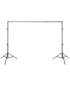 Interfit Premium Background Support with Telescopic Crossbar - Large (COR761)