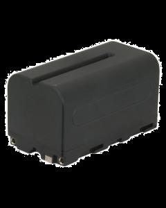 Interfit NP-F F970 6600mAh Rechargeable Li-ion Battery (INT803)