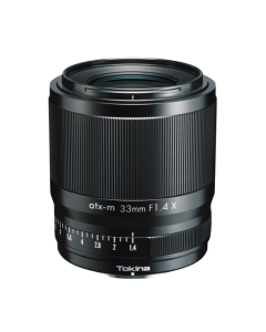 Tokina atx-m 33mm f1.4 AF Lens - Fujifilm X Mount