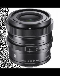 Sigma 35mm f2 DG DN I C Contemporary Lens - L-Mount