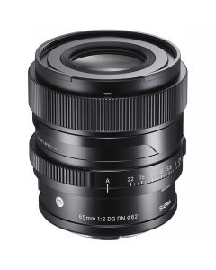 Sigma 65mm f2 DG DN I C Contemporary Lens - L-Mount