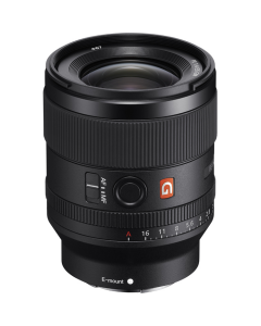 Sony FE 35mm f1.4 G Master Full Frame E-mount Lens