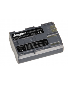 Energizer Canon BP-511 Replacement Li-Ion Recheargeable Camera Battery