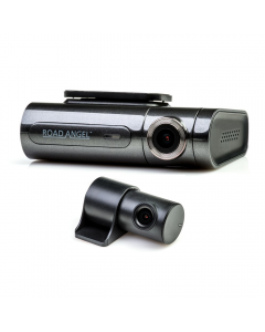 Road Angel Halo Pro Front and Rear Dash Cam with WiFi & GPS