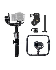 FeiyuTech AK2000 3-Axis Gimbal With Dual Handle And Follow Focus Kit