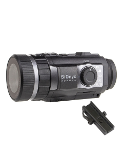 SiOnyx Aurora Black Limited Edition Colour Nightvision Camera With Picatinny Mount