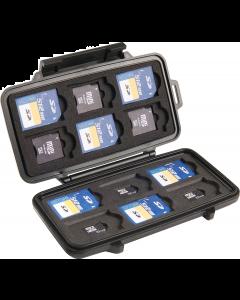 Peli 0915 Memory Card Case - Watertight, Dustproof and Crushproof