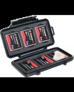 Peli 0945 Memory Card Case - Watertight, Dustproof and Crushproof