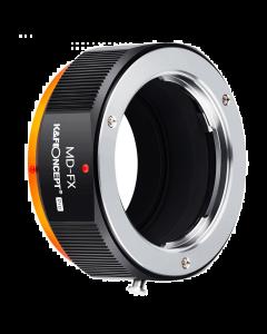 K&F Concept PRO Minolta MD to Fuji X Mount Lens Adapter - KF06.452
