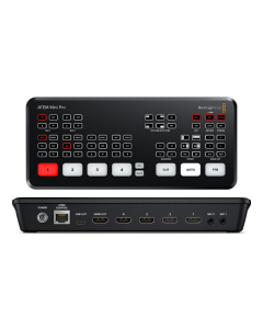 Blackmagic Design ATEM Mini Pro Live Production Switcher