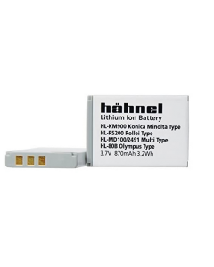 Hahnel HL-KM900 Replacement Li-ion Battery for Konica-Minolta NP-900