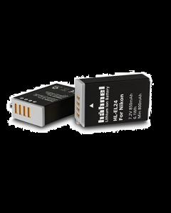 Hahnel HL-EL24 Replacement Li-ion Battery for Nikon EN-EL24