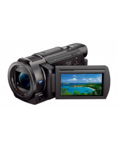 Sony FDR-AXP33 4K Digital Camcorder with Projector