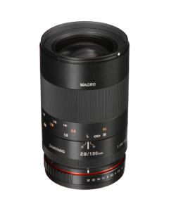 Samyang 100mm F2.8 ED UMC Telephoto Macro Lens: Nikon AE F Mount CA3937