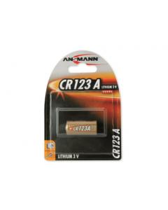 Ansmann 3V CR123A Battery