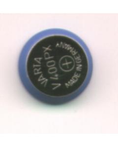Varta V400PX Button 1.35V Battery