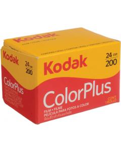 Kodak ColorPlus ISO 200 Colour 24 Exposure 35mm Film
