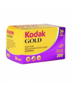 Kodak Gold ISO 200 Colour 36 Exposure 35mm Film
