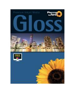 PermaJet Gloss 271 6x4 Photo Paper - 100 Sheets (50802)