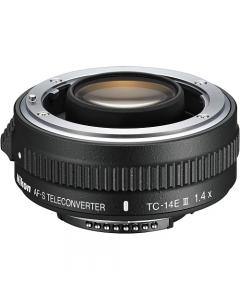 Nikon TC-14E AF-S 1.4x DSLR Lens Teleconverter III