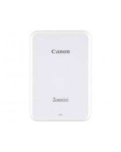 Canon Zoemini Slim Body Pocket Size Photo Printer in White