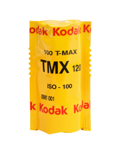 Kodak T-MAX ISO 100 Professional Black & White 120 Roll Film