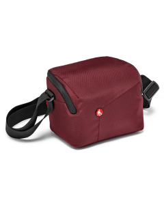Manfrotto NX Camera Shoulder Bag I for CSC Kit - Bordeaux Red