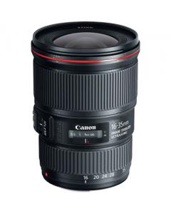 Canon EF 16-35mm f4L IS USM Lens