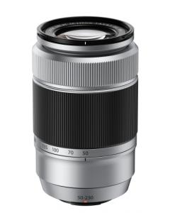 Fujifilm 50-230mm F4.5-6.7 XC OIS X Mount Lens Silver CA0294