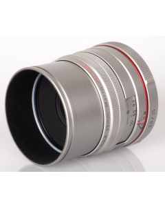 Pentax 35mm f2.8 HD Macro Limited Lens - Silver