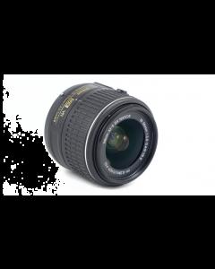 Nikon 18-55mm f3.5-5.6 G AF-S DX NIKKOR VR II Lens: Boxed