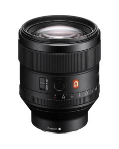 Sony FE 85mm f1.4 G Master Full Frame E-mount Lens