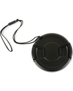 Sunpak 62mm Lens Cap With Cap Keeper